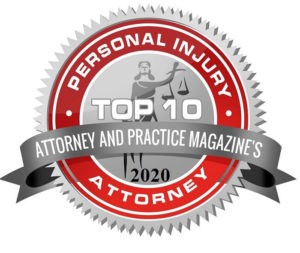 2020 AP Personal Injury logo